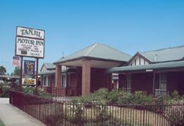 Tanjil Motor Inn - Accommodation Sydney