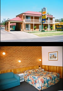 Golden River Motor Inn - Accommodation Sydney