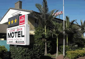 Flying Spur Motel - Accommodation Sydney