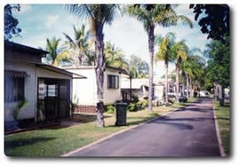 Finemore Tourist Park - Accommodation Sydney