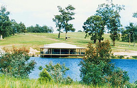 Lake Charlotte Winery - Accommodation Sydney