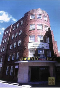 Bernly Private Hotel - Accommodation Sydney