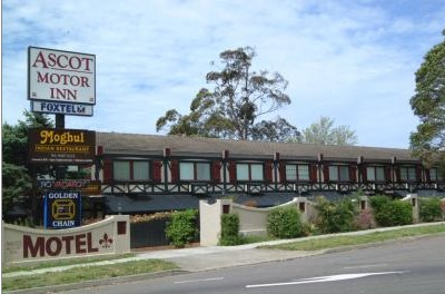 Ascot Motor Inn - Accommodation Sydney