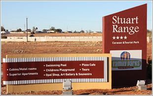 Stuart Range Caravan Park - Accommodation Sydney