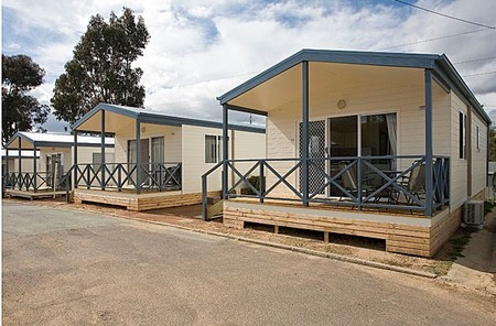 Crestview Top Tourist Park - Accommodation Sydney