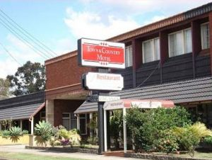 Town  Country Motel - Accommodation Sydney