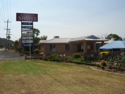 Almond Inn Motel - Accommodation Sydney