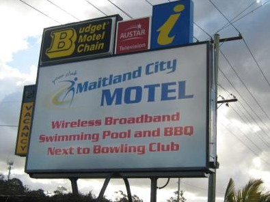 Maitland City Motel - Accommodation Sydney