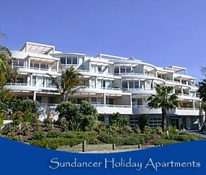 Sundancer Holiday Apartments - Accommodation Sydney