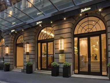 Radisson Plaza Hotel Sydney - Accommodation Sydney