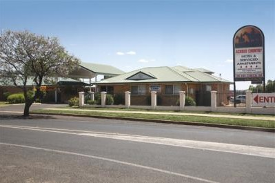 Across Country Motor Inn - Accommodation Sydney