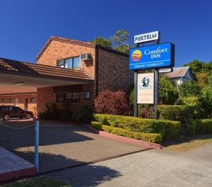 Airport Admiralty Motel - Accommodation Sydney