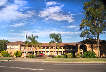 Cumberland Motor Inn - Accommodation Sydney
