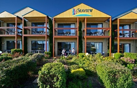 Seaview Motel  Apartments - Accommodation Sydney