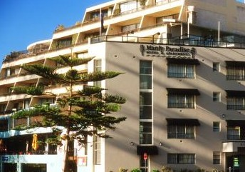 Manly Paradise Motel And Apartments - Accommodation Sydney