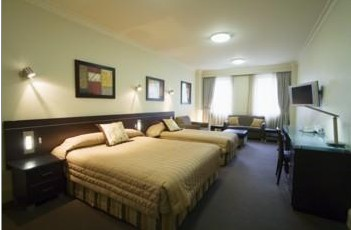 Hyde Park Inn - Accommodation Sydney