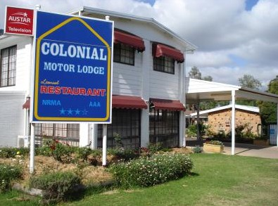 Colonial Motor Lodge - Accommodation Sydney