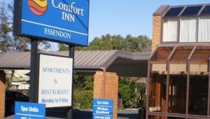 Comfort Inn  Suites Essendon - Accommodation Sydney