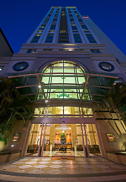 Brisbane Marriott Hotel - Accommodation Sydney
