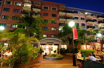 Central Brunswick Apartment Hotel - Accommodation Sydney