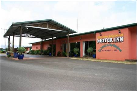 Atherton Rainforest Motor Inn - Accommodation Sydney