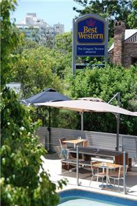 Best Western Gregory Terrace Motor Inn - Accommodation Sydney