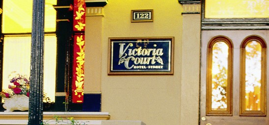 Victoria Court Hotel - Accommodation Sydney