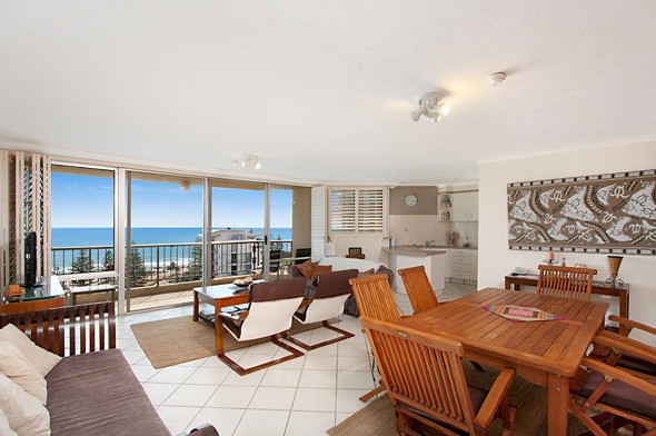 Rainbow Commodore Holiday Apartments - Accommodation Sydney