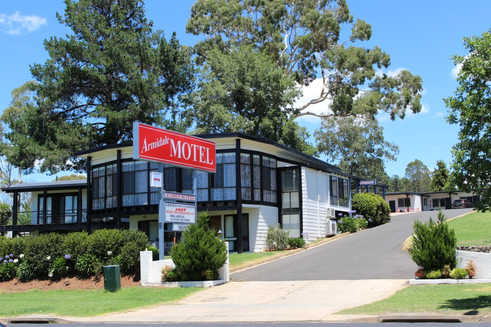 Armidale Motel - Accommodation Sydney