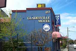 Gladesville Motel - Accommodation Sydney
