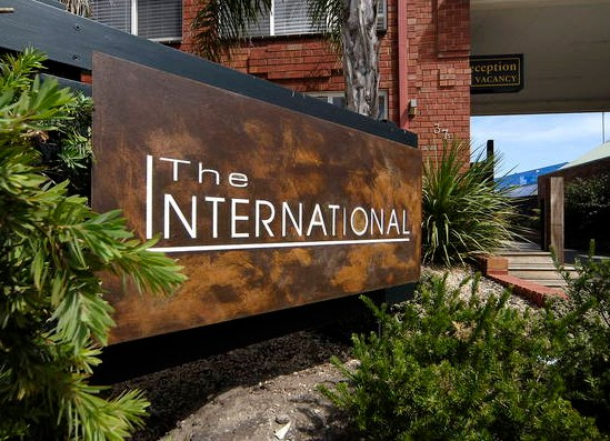Comfort Inn The International - Accommodation Sydney