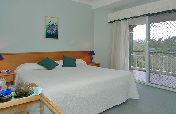 Eumundi Rise Bed And Breakfast - Accommodation Sydney