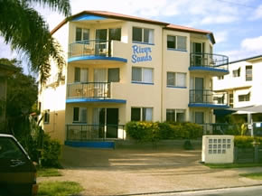 River Sands Holiday Apartments - Accommodation Sydney