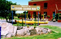 Goolwa Caravan Park - Accommodation Sydney