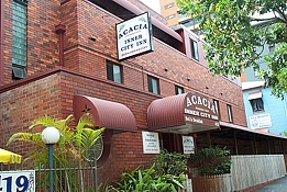 Acacia Inner City Inn - Accommodation Sydney