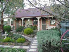 Langmeil Cottages - Accommodation Sydney