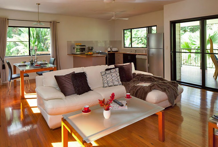 Misty Mountains Tropical Rainforest Romantic Retreat - Accommodation Sydney