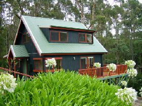 Tree Tops Cascades - Accommodation Sydney