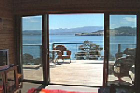 Bruny Island Accommodation Services - Captains Cabin - Accommodation Sydney