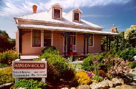 Hanlon House - Accommodation Sydney