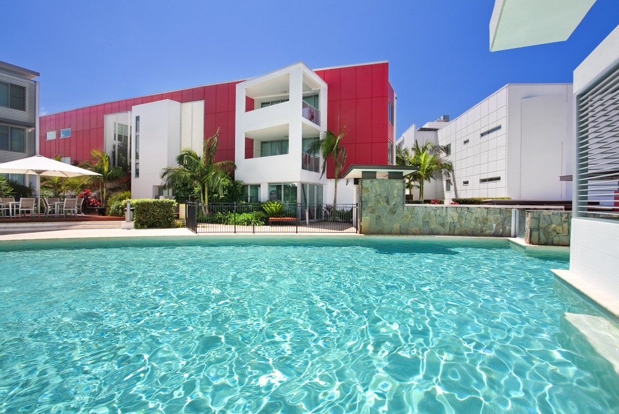 Element on Coolum Beach - Accommodation Sydney