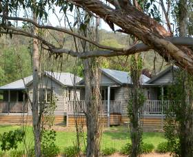 The Homestead Cabins Brogo - Accommodation Sydney