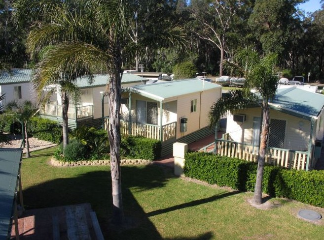 Jervis Bay Caravan Park - Accommodation Sydney