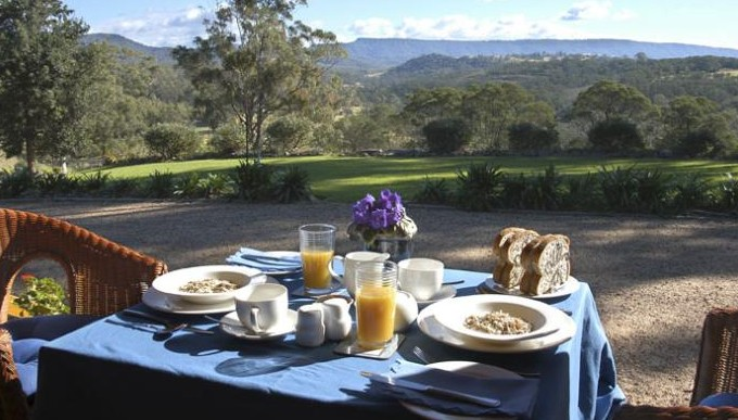 Acacia House Bed and Breakfast - Accommodation Sydney