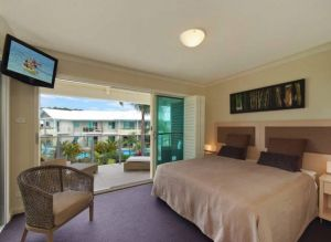 Pacific Blue Townhouse 358 - Accommodation Sydney