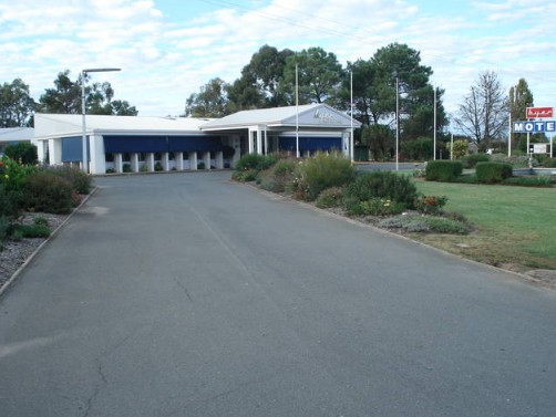 Byer Fountain Motor Inn - Accommodation Sydney