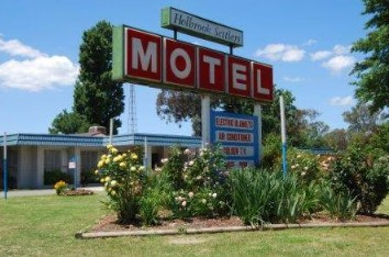 Holbrook Settlers Motel - Accommodation Sydney
