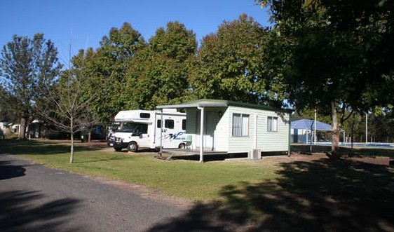 Bingara Riverside Caravan Park - Accommodation Sydney