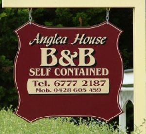Anglea House Bed and Breakfast - Accommodation Sydney