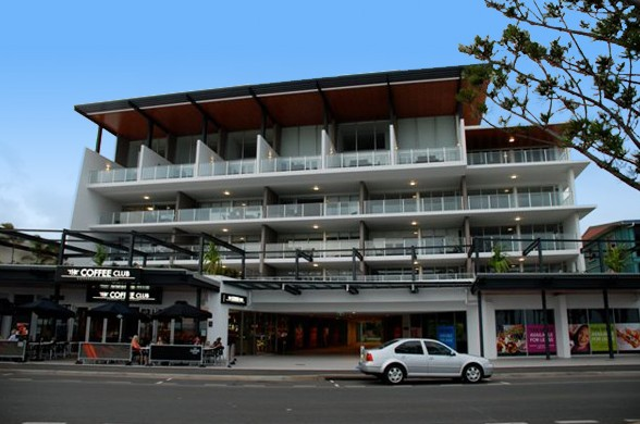 Echelon Apartments Yeppoon - Accommodation Sydney